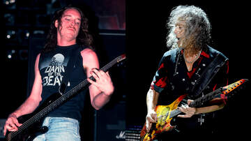 image for Kirk Hammett Shares Fond Memory Of Cliff Burton On Anniversary Of His Death