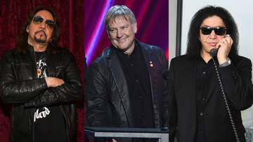 image for Ace Frehley Recalls Alex Lifeson Antic That Drove Gene Simmons Crazy
