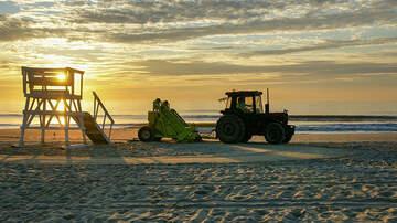 image for Heavy Machinery Kills Woman Lying On California Beach