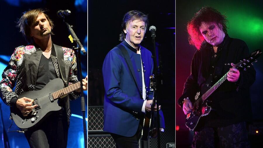 Muse, Paul McCartney, The Cure & More Share Unseen Live Footage For Charity