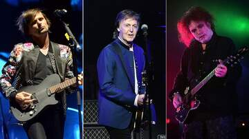 image for Muse, Paul McCartney, The Cure & More Share Unseen Live Footage For Charity
