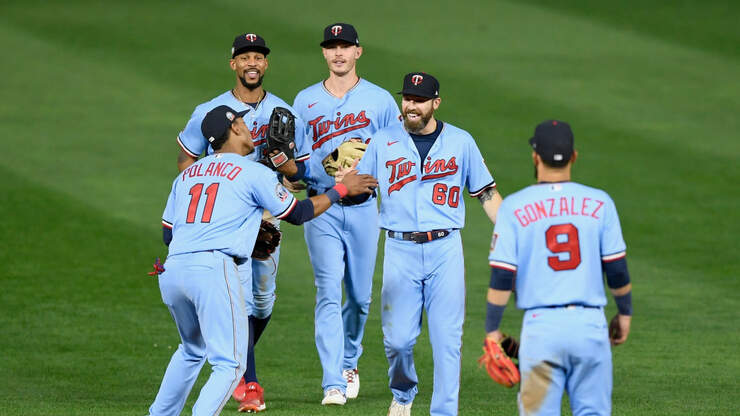 Twins tout home-field edge against Astros, even without fans | KFAN 100.3