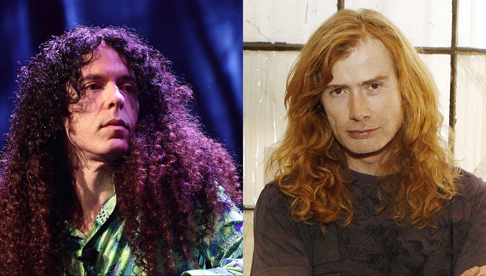 Archival Video Shows Marty Friedman's First Megadeth Rehearsal