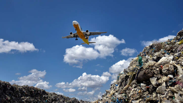 """""""Super Enzymes"""" Eat Plastics In Record Time, Save Landfills"""