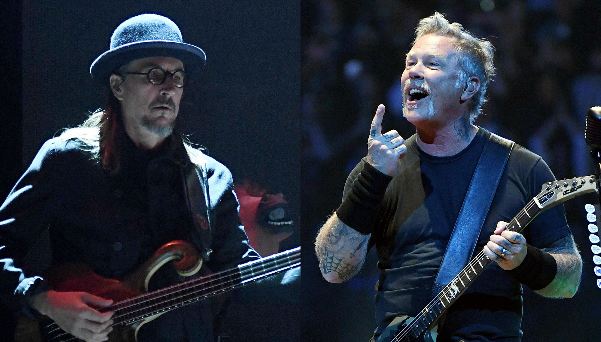 Primus' Les Claypool Addresses Legend About His Metallica Audition