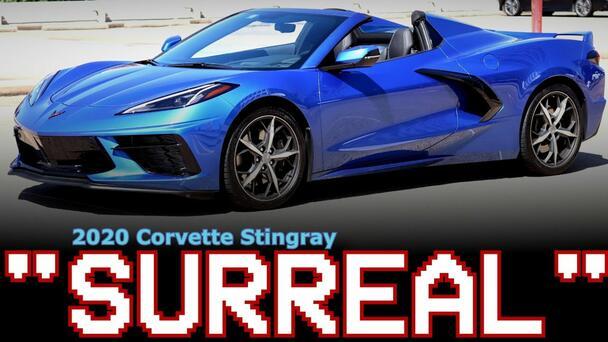 VIDEO | Stung by the new 2020 Corvette Stingray