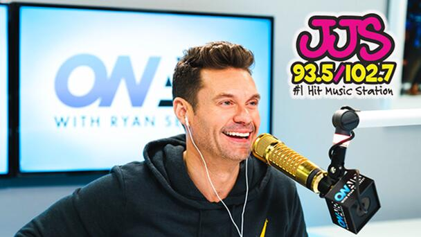 Listen to On Air With Ryan Seacrest, Weekdays 10am-2pm on 93.5/102.7JJS!