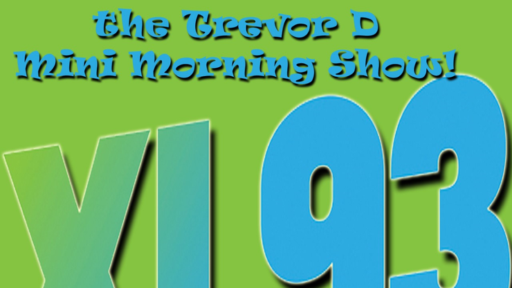 TREVOR D MINI MORNING SHOW: Do You Believe in Ghosts?