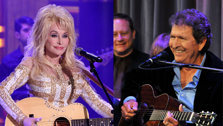 Dolly Parton Mourns Death Of Mac Davis: 'I Will Always Love You'