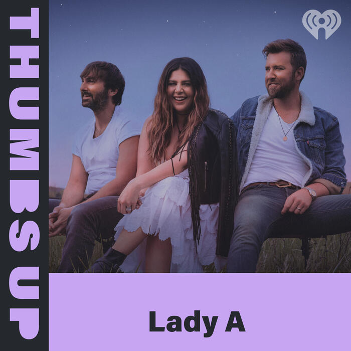Thumbs Up: Lady A