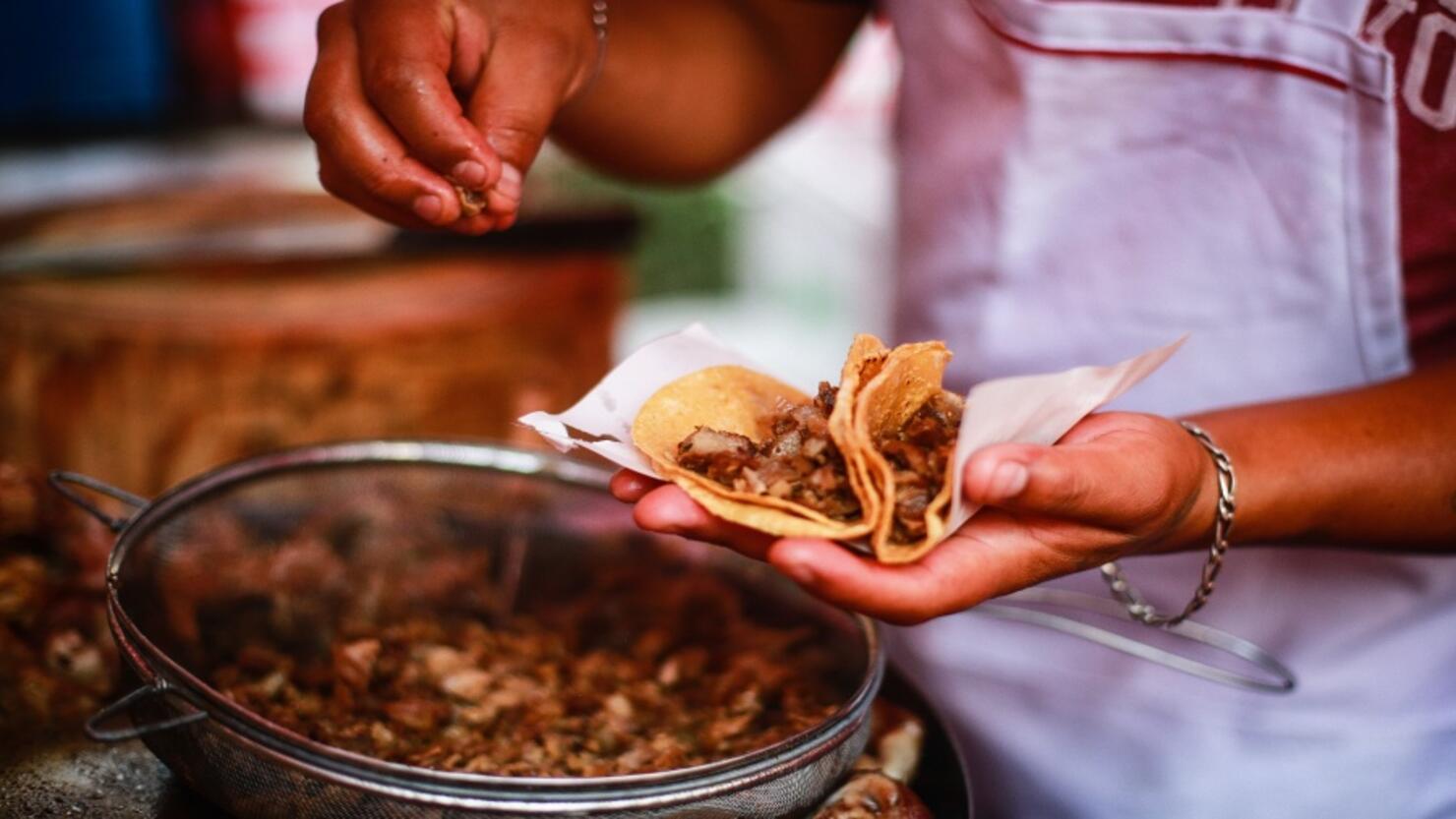 Street Food Business Hit By Coronavirus Effect