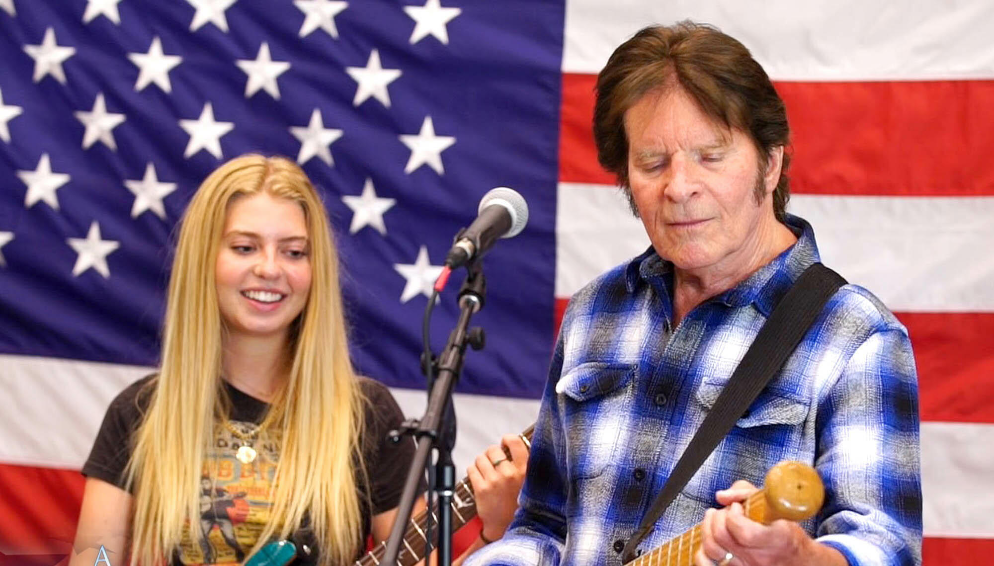 John Fogerty Announces New Album, 'Fogerty's Factory,' With His Kids