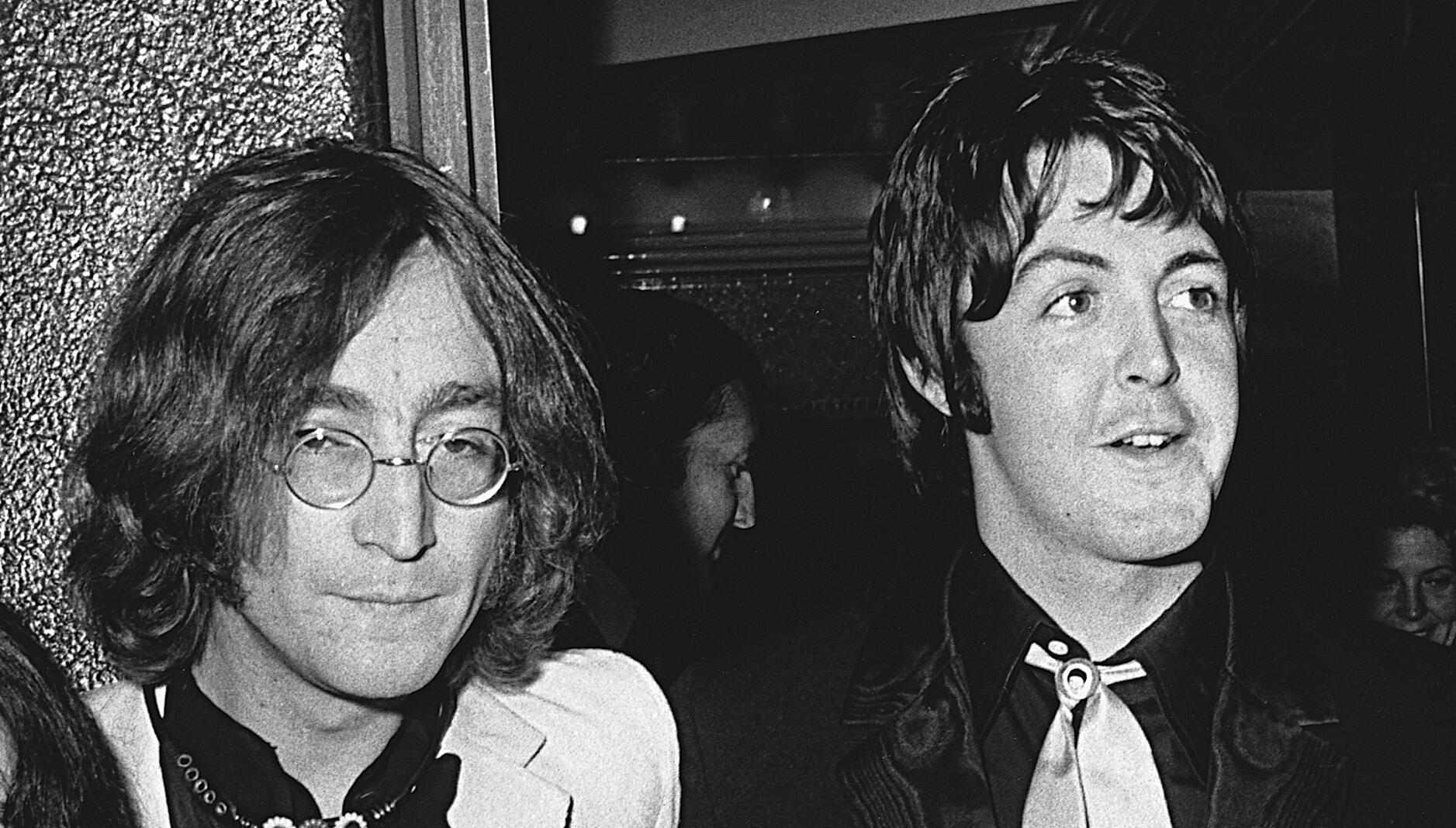 Paul McCartney, John Lennon 'Rescued Each Another' From Non-Music Careers