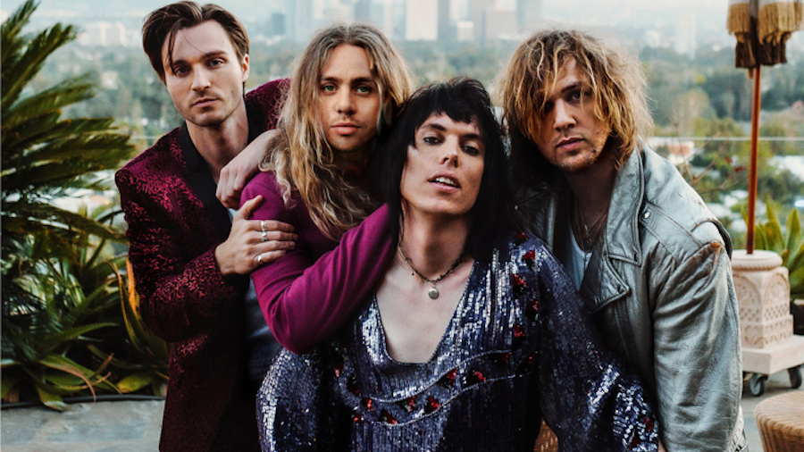 The Struts Recruit Def Leppard Members For 'I Hate How Much I Want You'