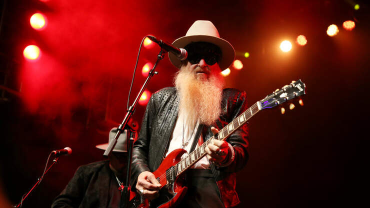 "New Music Alert; Billy F. Gibbons - ""Hollywood 151"""