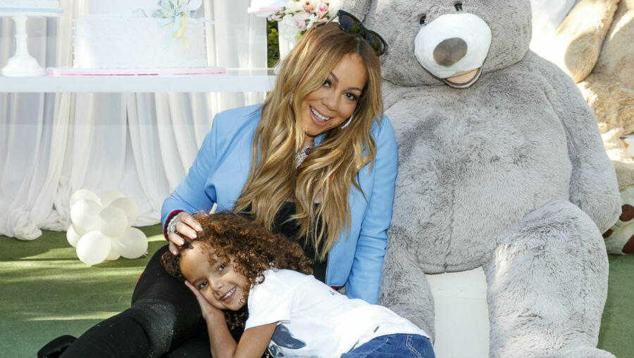 Mariah Carey Says Her Son Moroccan Was Bullied By A 'White Supremacist'