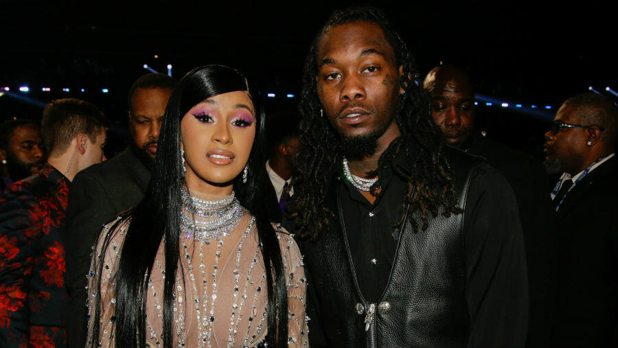 Cardi B Defends Offset From 'Disrespect' Amid Divorce