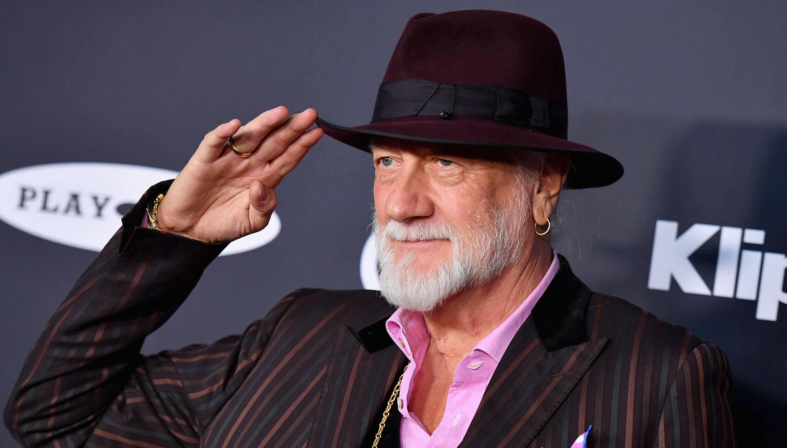 Fleetwood Mac 'Owes' Fan For Viral TikTok Video, Mick Fleetwood Says