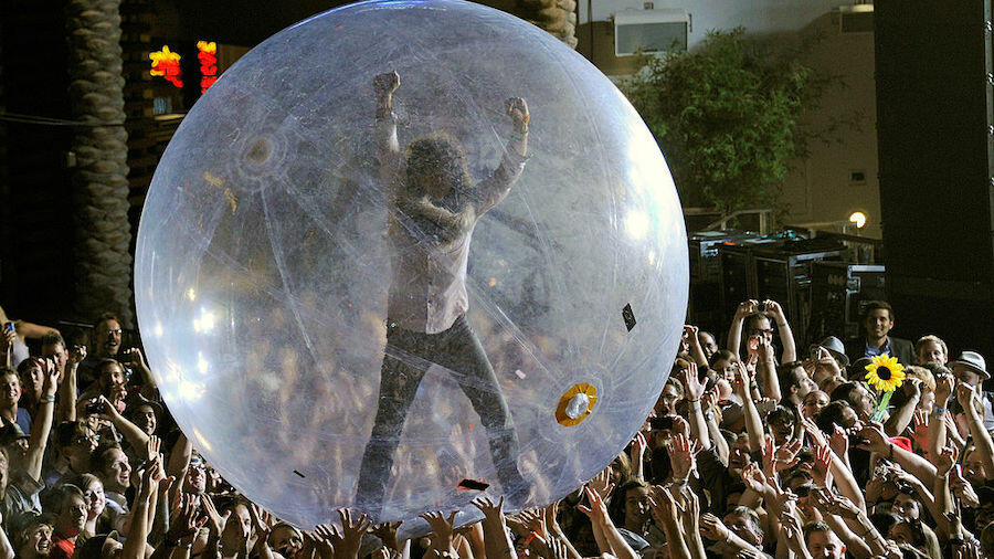 The Flaming Lips Announce Two More Space Bubble Concert Dates