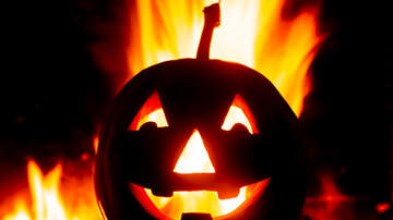 image for Halloween Decorations so Real Neighbors Call Fire Department