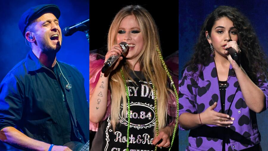 OneRepublic, Alessia Cara Join Avril Lavigne's #FightLyme Benefit Concert