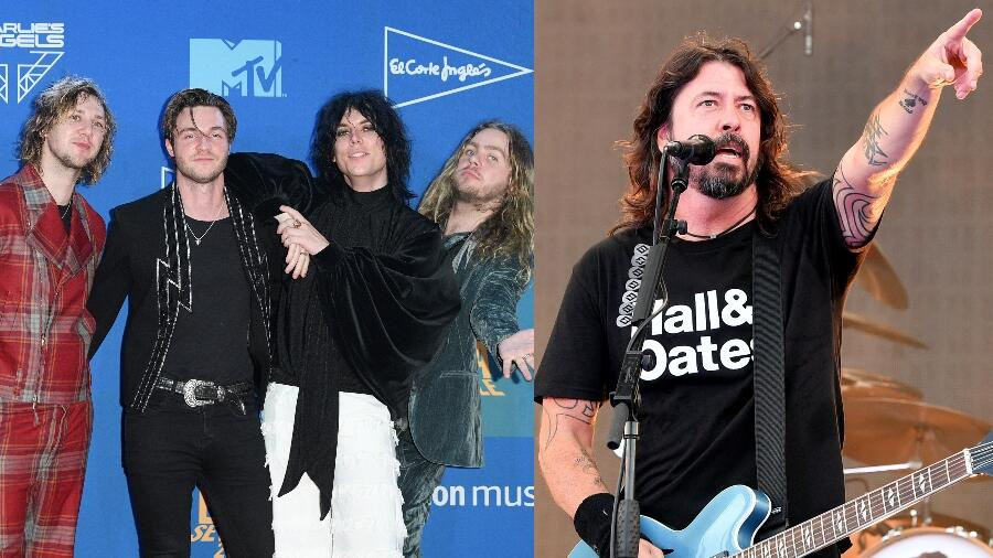 It Looks Like The Struts May Have An Upcoming Song With The Foo Fighters