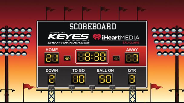 Keyes Chevytown Online Scoreboard