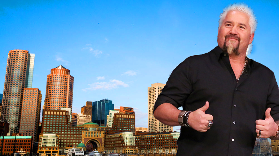 Here's Every Boston Restaurant Featured On 'Diners, Drive-Ins & Dives'