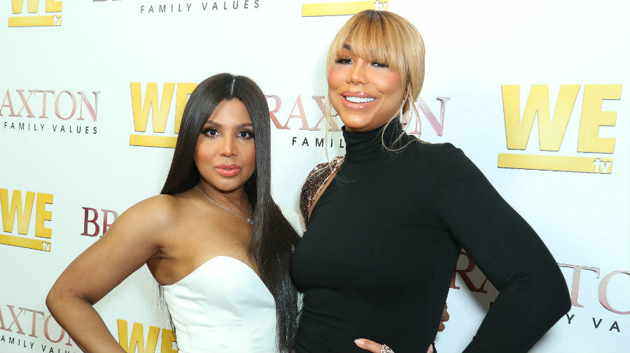 Toni Braxton Calls Out Sister Tamar's Ex-Boyfriend: 'Leave My Family Alone'