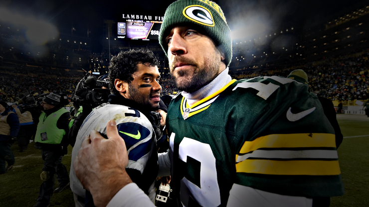 Colin Cowherd: Stop Saying Aaron Rodgers is the NFL MVP over Russell Wilson