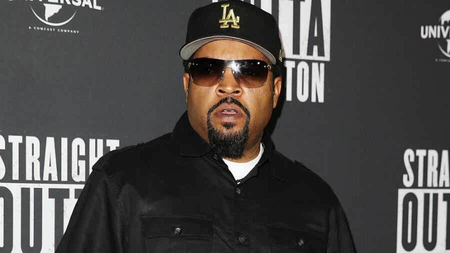 Ice Cube Defends Working With Trump Campaign