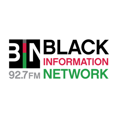 Birmingham's BIN 92.7 logo