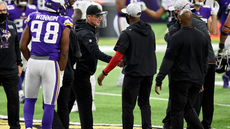 Vikings get embarrassed by Falcons in a 40-23 loss