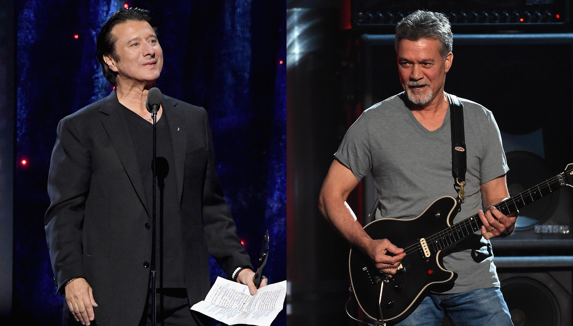 Steve Perry Loved Van Halen But Turned Down Eddie's Invitation To Jam