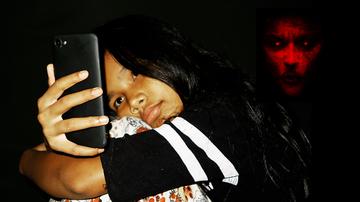 image for Burnt, Red Demon Appears In Girls' Selfie Video