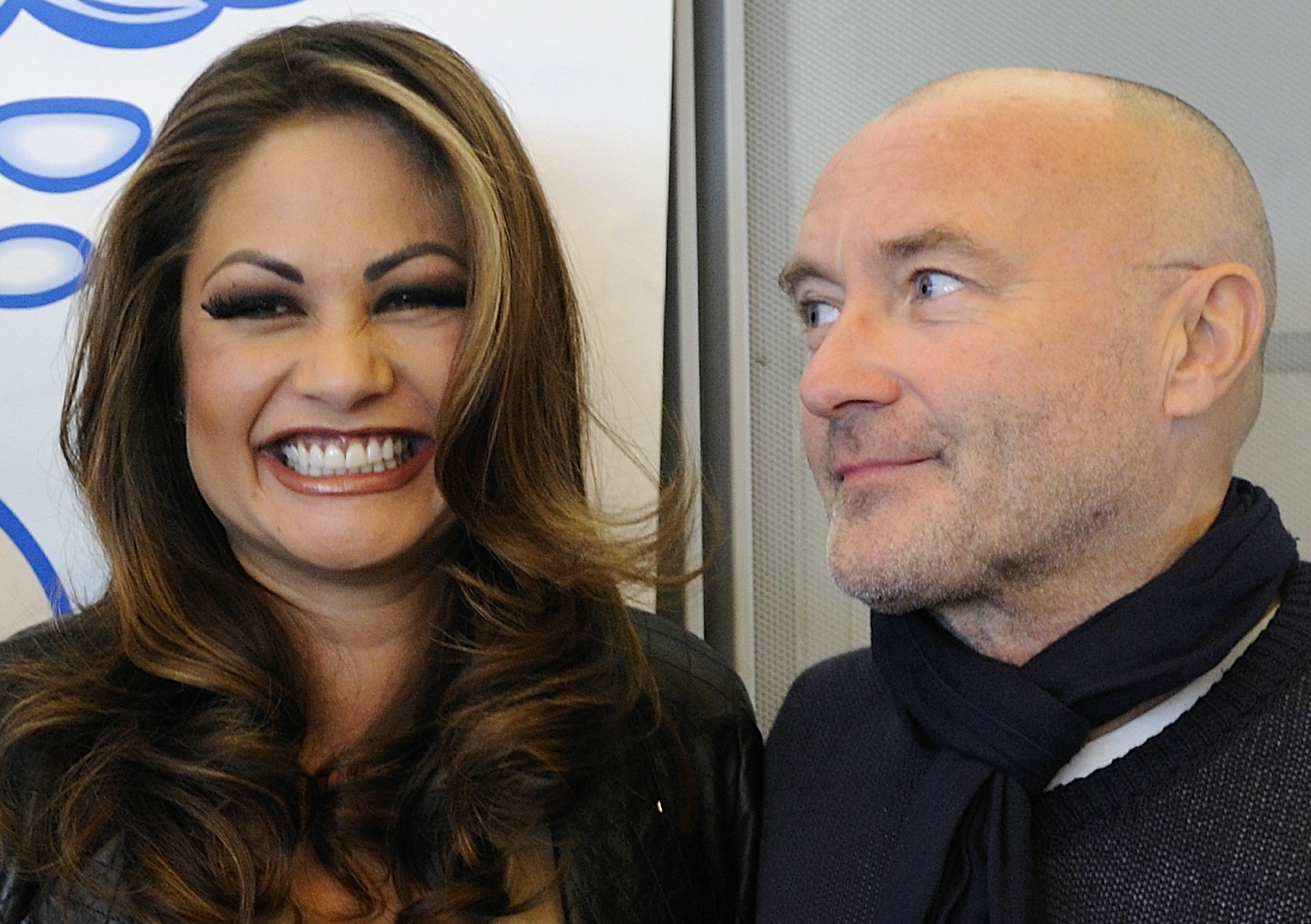 Phil Collins Sues Ex, Alleges Extortion To Get Her To Vacate $33M Mansion