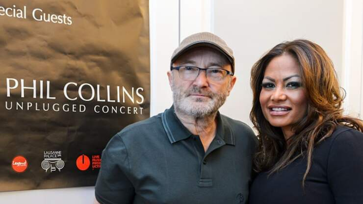 Phil Collins Sues Ex-Wife For Taking Over Miami Home