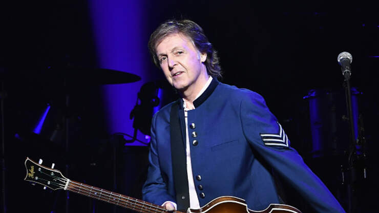 Paul McCartney's Words Of Wisdom: How To Stay Positive
