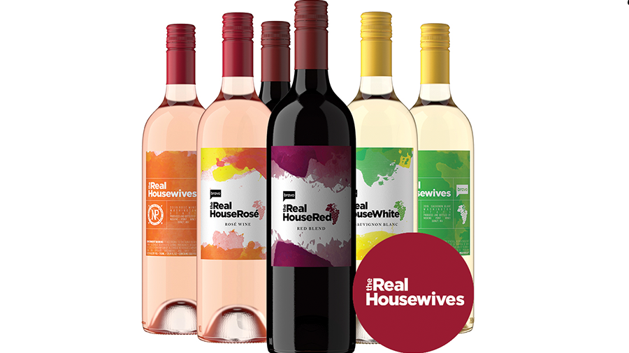 Bravo Launches Official 'Real Housewives' Wine Collection