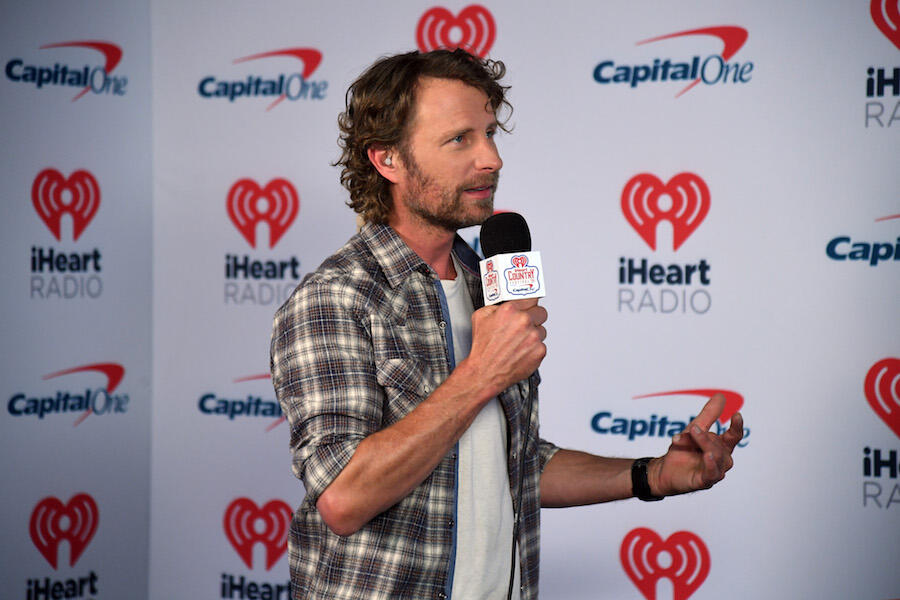 Dierks Bentley Reveals He Wrote A 2020 Inspired Song Called 'What A Year'