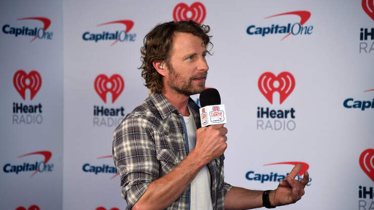 Backstage with Dierks Bentley - 2020 iHeartCountry Festival