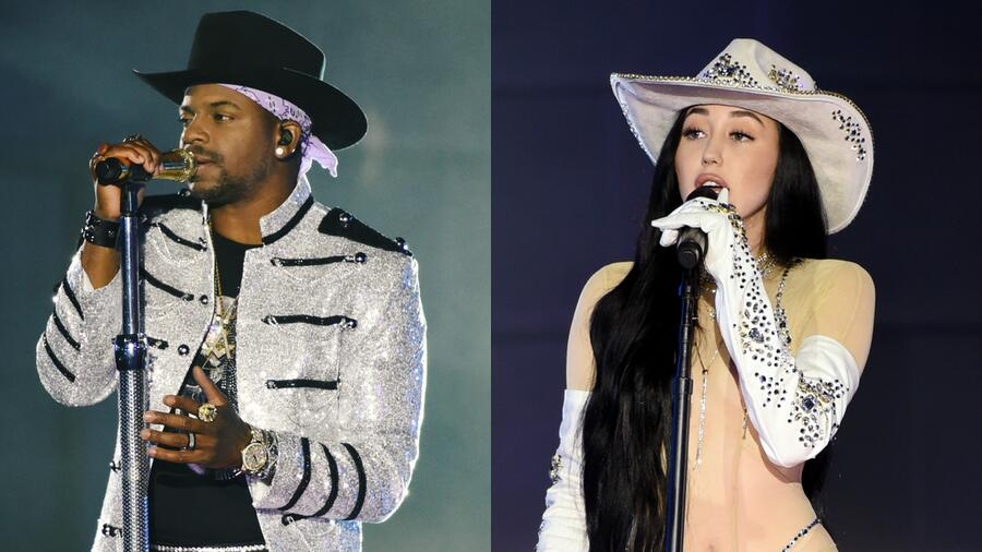 Jimmie Allen, Noah Cyrus Perform Sexy 'This Is Us' Duet At CMT Music Awards
