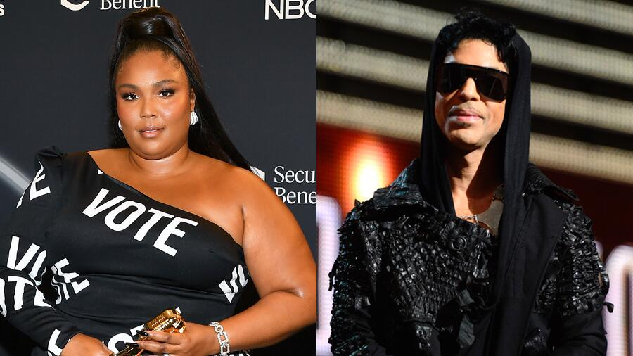 Lizzo Recalls Tearful Last Memory With Mentor Prince Before His Death