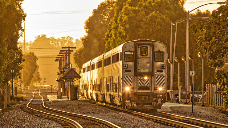 Amtrak's Pacific Surfliner Expanding Its SoCal Service