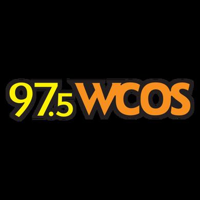 97.5 WCOS logo