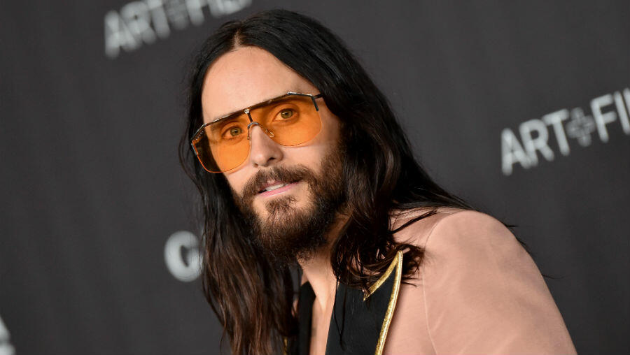 Jared Leto Gets Naked To Promote Voting In New Post