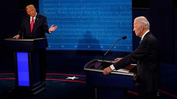 image for President Trump, Joe Biden Clash In Final Presidential Debate