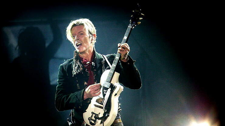 The Bret Saunders Podcast: David Bowie