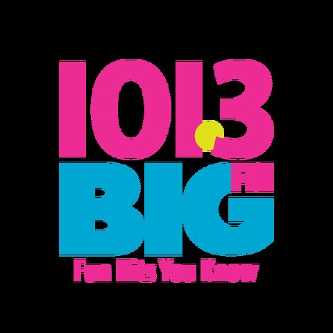 BIG 101.3