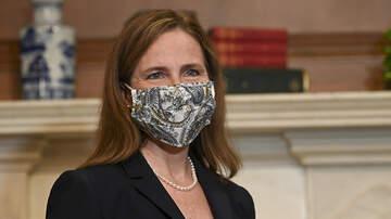 image for Senate Advances Amy Coney Barrett Supreme Court Confirmation Vote